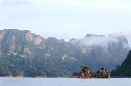 Khao-Sok, the popular national park of Thailand Stock Photo - 13731510