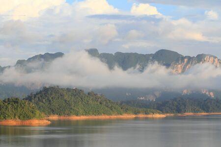 Khao-Sok, the popular national park of Thailand Stock Photo - 13773742