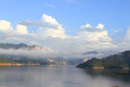Khao-Sok, the popular national park of Thailand Stock Photo - 13773723