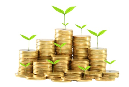 Increase your savings Stock Photo - 14208393