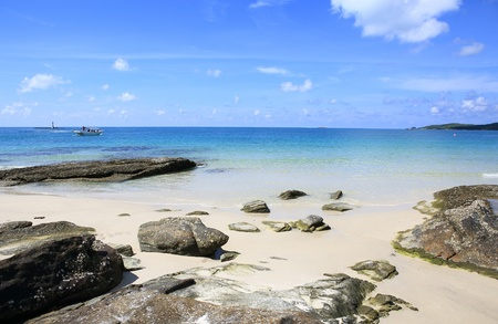koh samet: Beautiful sea landscape. Koh Samet island in Thailand