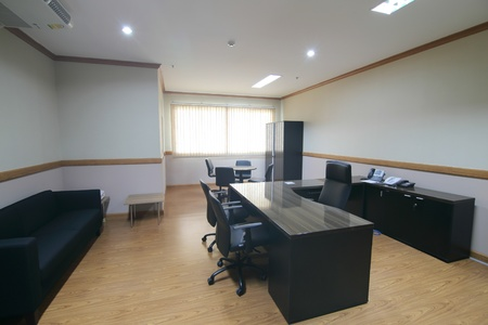 New ideas of modern office interior Editorial