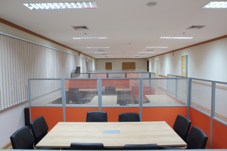 New ideas of modern office interior