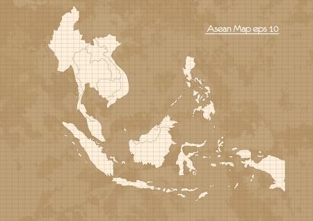 Asean Map