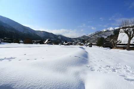 Historic Village of Shirakawago, Gifu, Japan photo