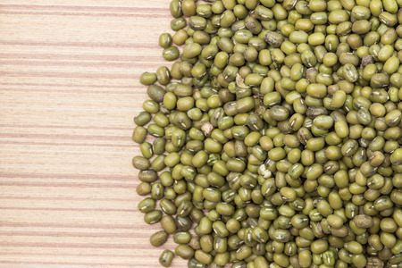 green mung beans background photo