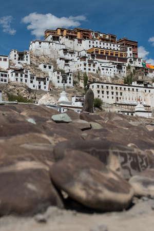 leh: Thiksey Monastery,Leh Ladakh