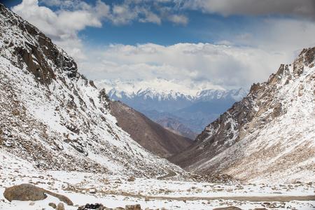 Khardungla Pass , Ladakh, India photo