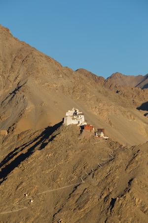 leh: Namgyal Tsemo Monastery,Leh Ladakh