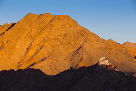 Namgyal Tsemo Monastery,Leh Ladakh photo