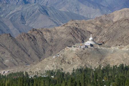 shanti: Shanti Stupa, Leh, Ladakh, India