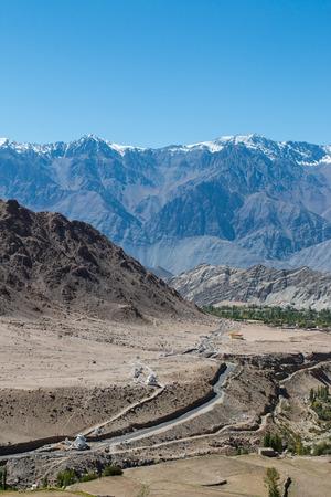 leh: Mountain Range, Leh India