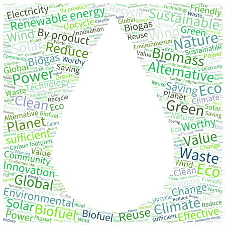 Ecology earth concept word collage environmental poster design environmental poster design template stock vector 41128100 maxwellsz