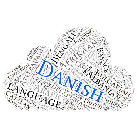 polish lithuanian: language  in the World related word cloud background
