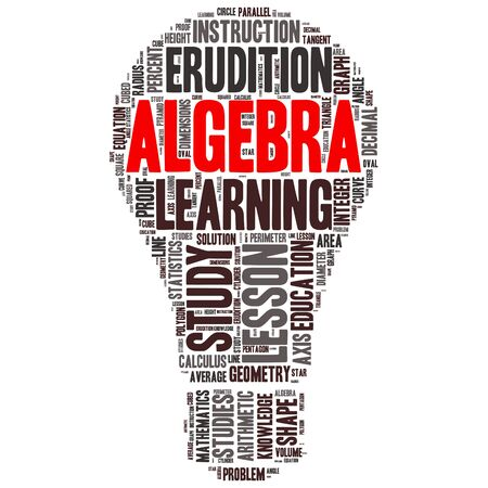 erudition: education tag word cloud background