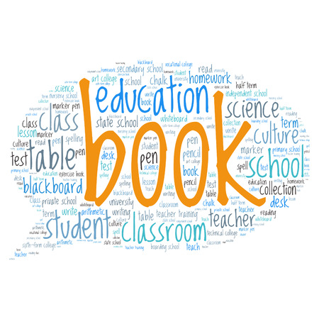 words cloud related to Education and relevant