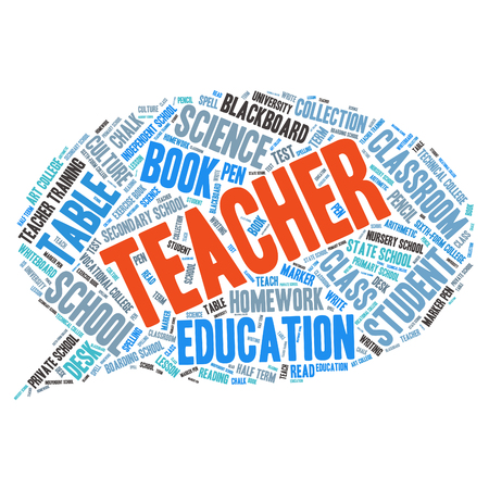 pertinente: nube de palabras relacionadas con la educaci�n y relevante