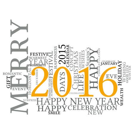Happy New Year 2016\