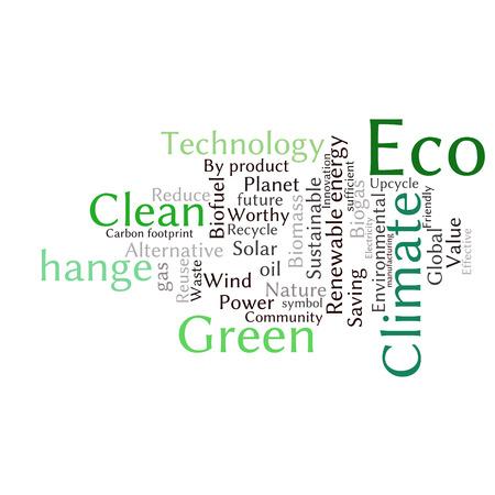 Ecology earth concept word collage environmental poster design environmental poster design template stock vector 45832186 maxwellsz