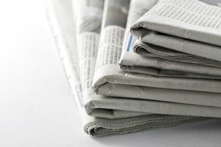oude krant: krant voor informatie