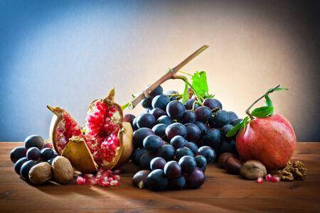 still life of autumnal foods Stock Photo - 10941692
