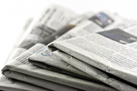 oude krant: krant voor meer informatie