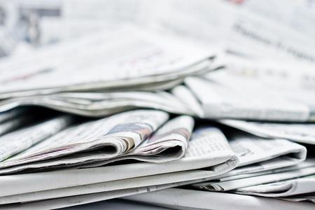 periodicos: peri�dico de informaci�n Foto de archivo