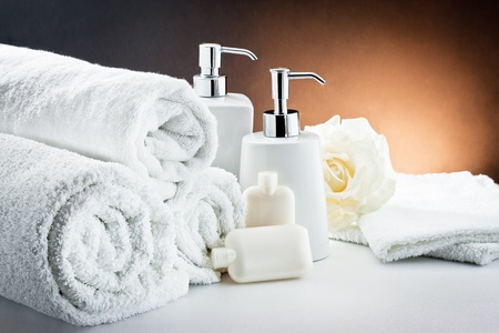 toiletry: Bath accessories and thermal environment
