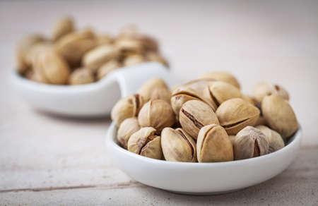 aperitive: handful of pistachios
