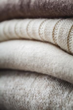 wool sweater winter