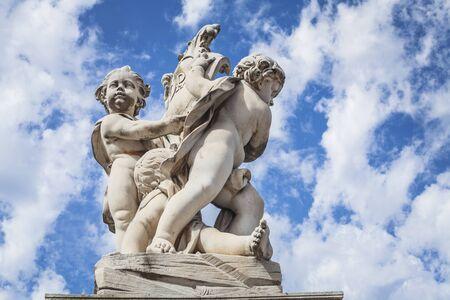 Pisa, Italy Piazza Dei Miracoli.tuscany.