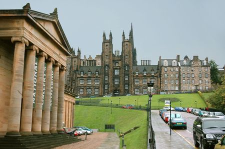 lothian: Edinburgh Museum and Church