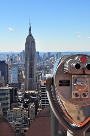 sightsee: The Empire State Building in New York Editorial