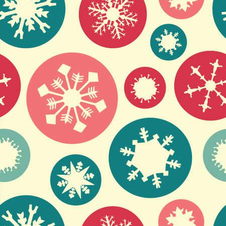 christmas seamless pattern: Christmas background