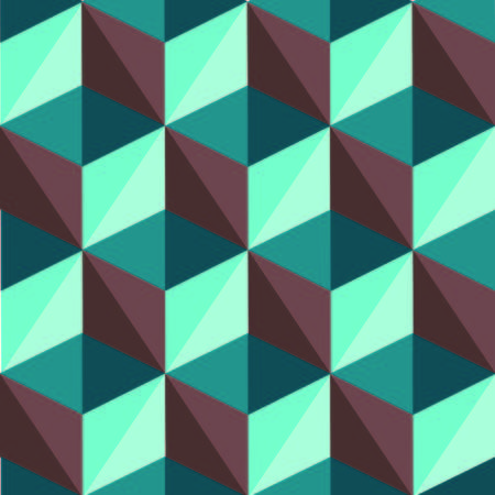 repeat structure: Modern seamless pattern Illustration