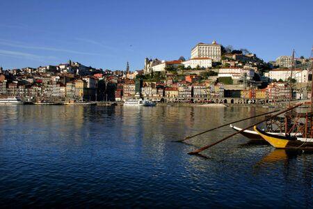 Oporto city, Portugal