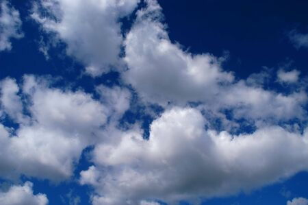 clouds in the sky Stock Photo - 467696