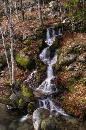 river waterfall Stock Photo - 543996