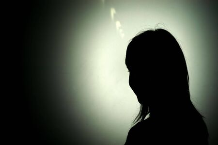 marriageable: woman silhouette