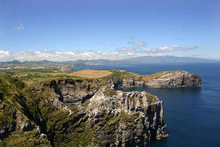 agriculture azores: azores coast
