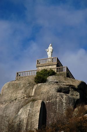 jesus statue Stock Photo - 685824