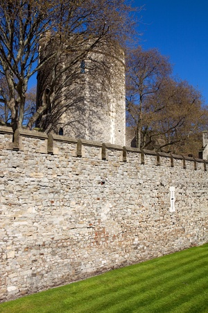 The Tower of London, medieval castle and prison Stock Photo - 10331270