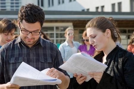 a rehearsal: Actors rehearsal at Universidade do Minho, Uminho Actors Group rehearsal William Shakespeare Editorial