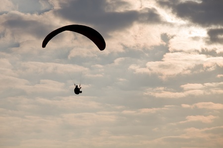 paradglider: Paragliding Cross-country Portuguese League, in the north of Portugal Editorial