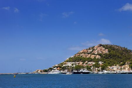 Port of Andratx in Mallorca island, Spain photo