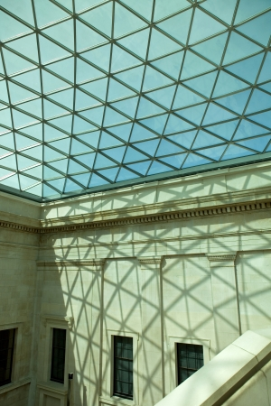 The British Museum of human history and culture. London