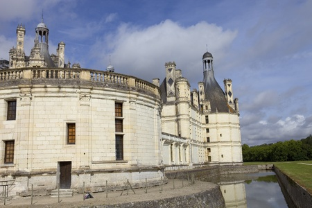 chambord: Castle of Chambord, France, Loire Valley Editorial