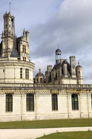 chambord: Chambord, France, Loire Valley Editorial
