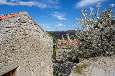 Historical village of Sortelha, Portugal Stock Photo