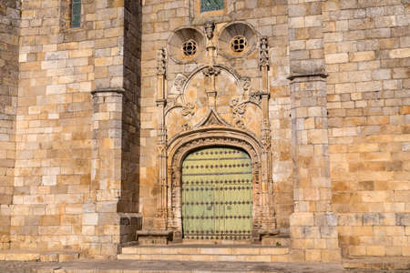San Miguel church of Freixo de Espada a Cinta, Portugal
